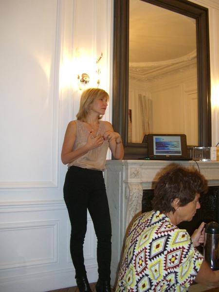 Docteur Sandrine Sebban